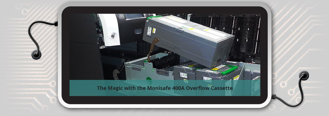The Magic with the Monisafe 400A Overflow Cassette