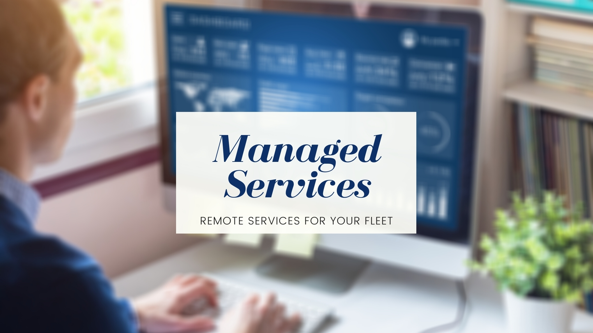 QDS Managed Services: Remote Service You Can Trust