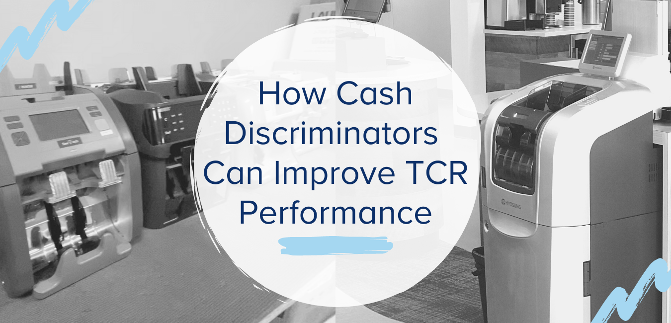 How Cash Discriminators Can Improve TCR Performance