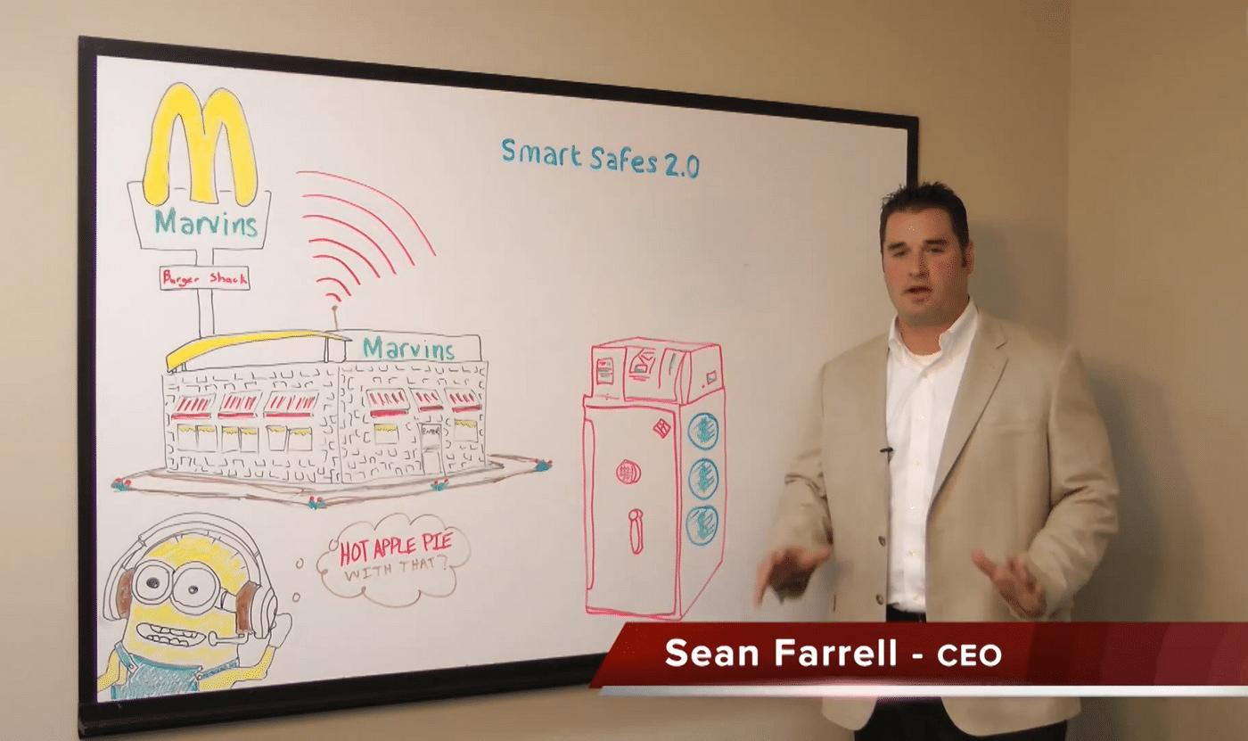 Whiteboard Videos: Episode 4 - Smart Safes 2.0