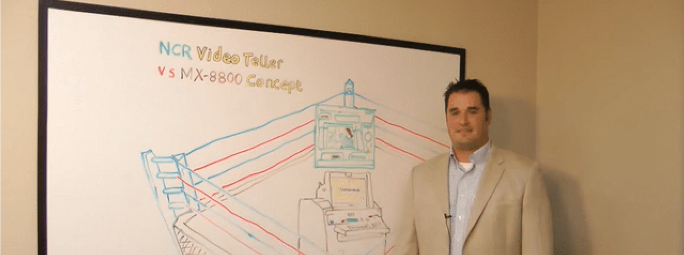 White Board Video: Episode 6 - NCR vs MX-8800
