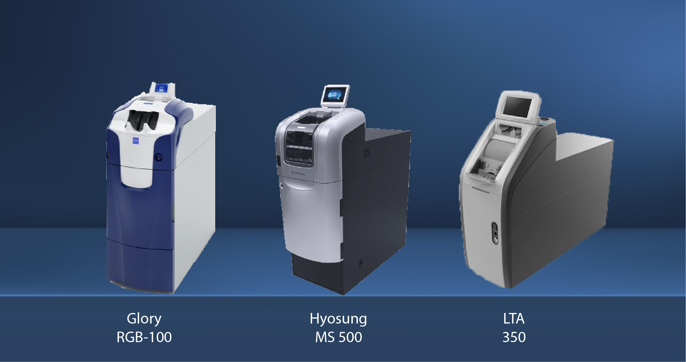 The 3 Best Cassette Based Teller Cash Recyclers (TCRs)