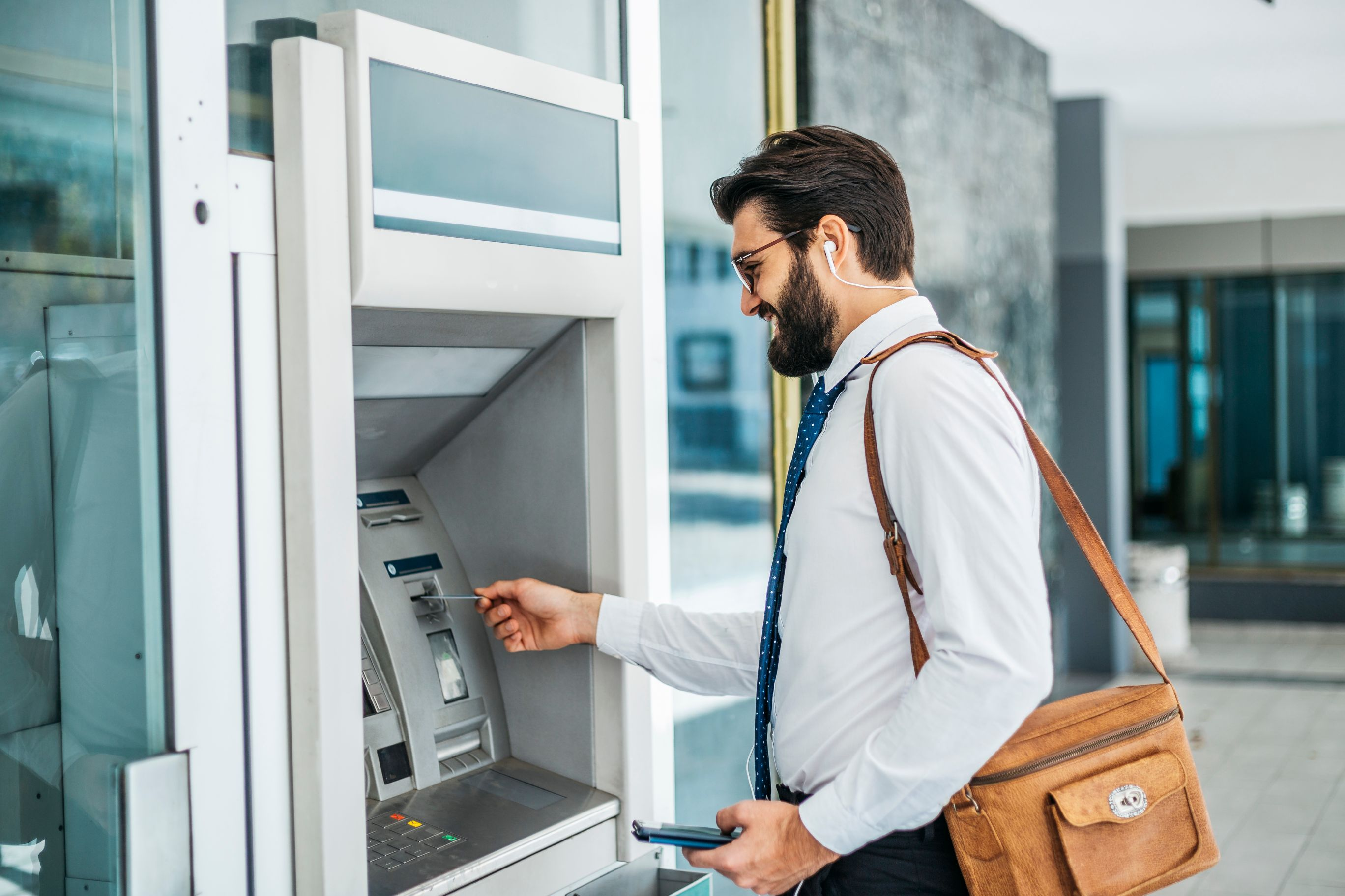 How much does an ATM cost?